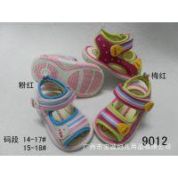 广州童鞋厂家 2015新款儿童鞋 时尚宝宝凉鞋 价格实惠 厂家出货
