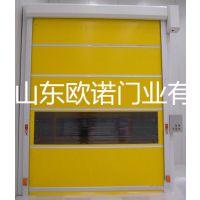 【快速门厂家】供应 电动快速卷帘门 pvc快速门 冷库食品车间门