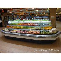供应武汉冷藏柜-果蔬展示柜-商超制冷设备-冰柜 展示-牛奶保鲜柜