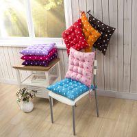 波点坐垫 加厚磨毛椅子坐垫 榻榻米餐椅垫 学生 厂家批发直销坐垫
