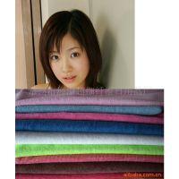 涤锦经编超细纤维毛巾 干发巾 美容美发巾 吸水毛巾 速干巾30*70