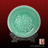 创意礼品纪念盘 创意陶瓷纪念牌 礼品瓷盘