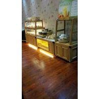 供应安德利木质面包柜 实木面包柜 面包展示柜定做