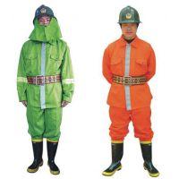 南京消防员02款灭火防护服/灭火服、消防服装、阻燃战斗服
