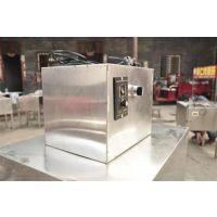 烤面筋切割机,聚鑫食品机械,高效烤面筋切割机
