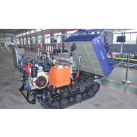 轻型履带式战术运输车_蔬菜水果运输车_元裕科技_电动工具车