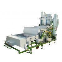 聚力特供应5XFZ-25SCC风筛比重清选机 玉米清理筛 玉米筛选机
