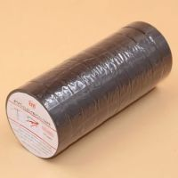 阻燃电工胶带黑色绝缘电线胶带 PVC耐高温防水胶布A9-22