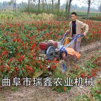 自走式牧草收割机 河南洛阳热销艾草收割机 小型多功能秸秆割倒机
