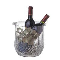 厂家批量定制亚克力透明冰桶、亚克力冰桶、啤酒桶、香槟酒桶
