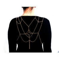 Back Accessory Body Chain 女式背链装饰身体链 C0133