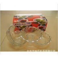 透明磨砂碗/玻璃碗/玻璃器皿 828-3/L4