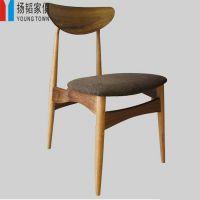 扬韬供应实木咖啡厅椅(1011)