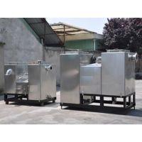 上海克芮油水分离器 KREWP餐饮油水分离设备 智能一体化油水分离器隔油器 餐饮隔油器 克芮品牌