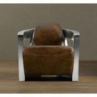 米乐不锈钢简约火星椅 现代不锈钢火星椅架