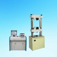 济南新力特品牌直销WAW-300kn微机控制电液伺服万能试验机