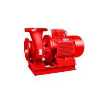 北京消防泵厂家直销XBD2.4/166-300L-300A泉柴 不锈钢消防泵型号