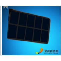 聚英环保原装太阳能PET层压板 sunpower太阳能板单晶硅片太阳能电池板