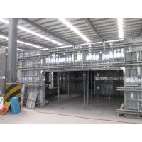 东莞盖楼建筑模板 【铝模板一平方价格】 施工现场安全整洁 吉尼思铝合金模板