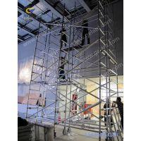 电工专业铝合金脚手架出租(安全高效率)