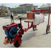 常州行走式喷雾机械 富兴框架式喷洒机械 苗圃农药喷洒机厂家型号