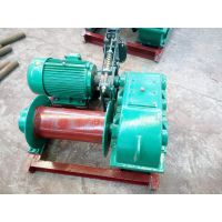 华阴天旺JM-1.5T矿井提升慢速电制动卷扬机械牵引平稳