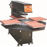 广东 浙江 江苏厂家供应热转印烫画机全自动四工位印花 出口机器