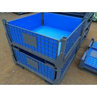 湖北生产折叠网箱厂家 哪家公司做的折叠网箱好 折叠网箱设计制造