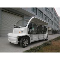 校园八座电动车|可拆卸门电动观光车|敞开式电动游览观光车|热门校园电动游览车