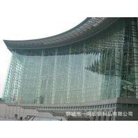 高质量建筑用钢化玻璃定做 深加工弧形弯曲钢化玻璃 厂家直供
