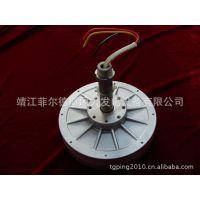 微风无铁心盘式发电机