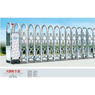 深圳自动伸缩门厂家,超顺铝合金电动门。可免费上门安装。