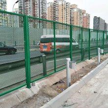 铁丝网隔离栅 防护栅栏加密金属网片多少钱一米
