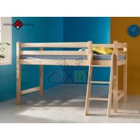 简阳公寓床,松木原材 经久耐用