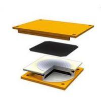 湖南炎陵县GPZ15.0SX双向滑动盆式橡胶支座质量可信赖