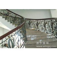 铁艺旋转楼梯效果图,荆门铁艺旋转楼梯,逸步楼梯(在线咨询)