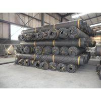 垃圾填埋场用高密度聚乙烯土工膜(柱点糙面膜),防滑的膜