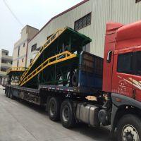 移动式卸货平台 液压移动式登车桥卸货平台起重装卸设备厂