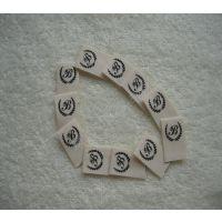 厂家直销 织边缎带印唛定制 彩色水洗标生产 杭州环保印唛批发