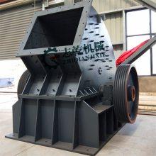 重锤式破碎机 石料加工重型锤破机 选矿制沙 志乾PC-700单段锤破碎机