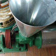 红豆高粱面粉机 紫米薏米磨面机 锥形278打面机 圣通