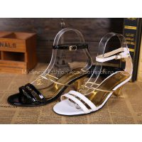 Wholesale/retail/droshipping newest RV Chanel ladies fashion sandals casual shoes dressing shoes, fashion shoes outlet online