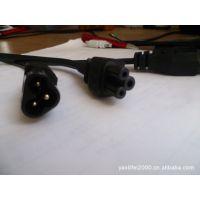 T8,T5两极电源插头/T8电源线/T5灯头输出线 连接线