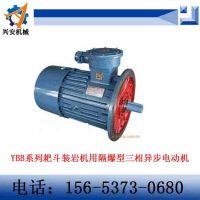 YBB系列耙斗装岩机用隔爆型三相异步电动机 防爆电动机
