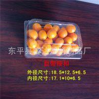 小西点盒 批发 塑料 樱桃包装盒 水果盒子带盖塑料盒 冬枣包装盒