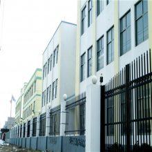 清远景区锌钢栅栏 学校外围围墙护栏 大量促销锌钢栏杆