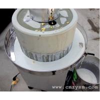 原汁原味香油电动石磨机 家用型豆浆机 鼎达石磨结实耐用