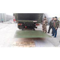 天津市汽车液压升降尾板,郑州百斯特,汽车液压升降尾板案例