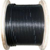 供应齐鲁牌铜芯聚乙烯绝缘聚乙烯护套阻燃交联电缆ZR-YJV 3*4