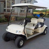 电动四座高尔夫球车 休闲代步车 四轮景区游览电动车